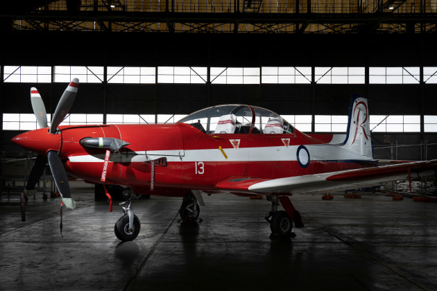 More former RAAF aircraft are going to auction.