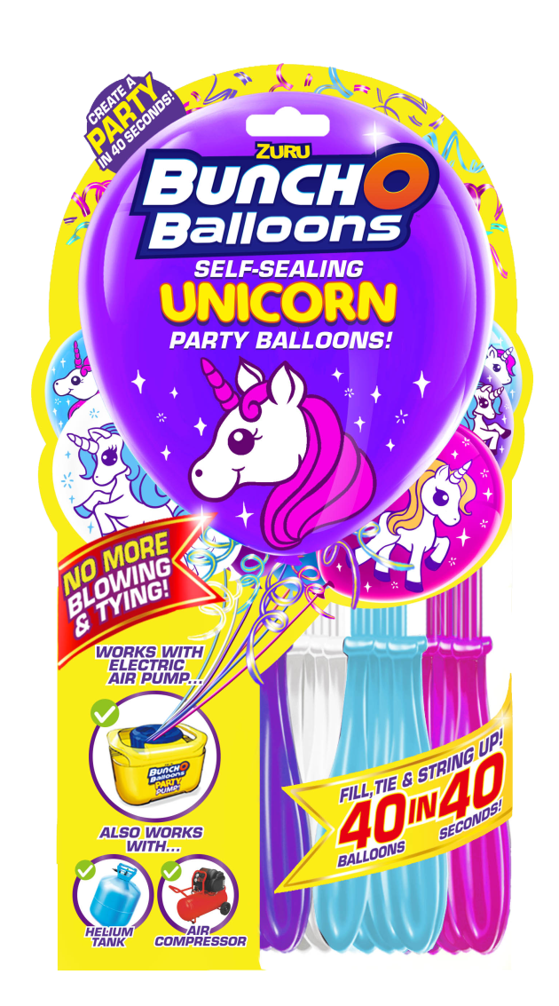 Bunch O Balloons Self Sealing Party Balloons coming to