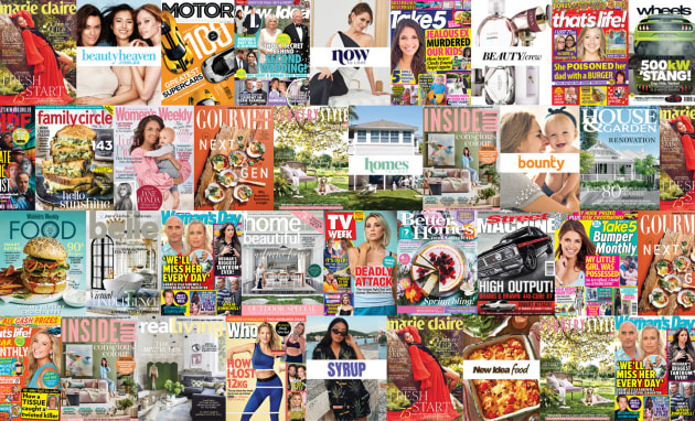 Biggest magazine publisher in the country: Are Media