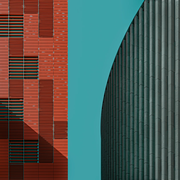 © Mark Brierley. Winner, Architecture. Australasia's Top Emerging Photographers 2019.
