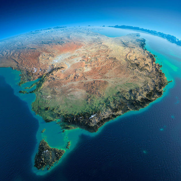 Australia's space economy is the fastest growing in the world. Imgur