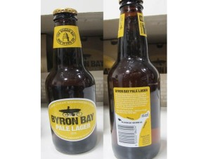 CUB has been fined by the ACCC for misrepresentations on its Byron Bay Pale Lager label.