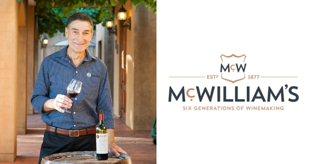 Calabria Wines CEO Bill Calabria: Calabria Family Wines will acquire McWilliam's brands, intellectual property, and stock holdings as well as the Hanwood vineyard, winery and cellar door.