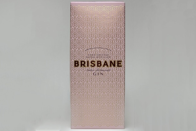 Detpak took out the 123Print! award for its Brisbane Gin job.