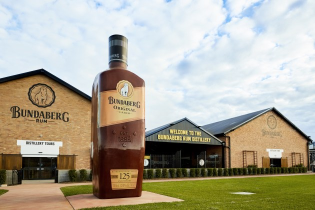 Diageo will have its Bundaberg Distilling Co produce 100,000 litres of ethanol for the Queensland Government to be forwarded to hand sanitiser manufacturers.