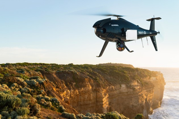 The RAN has two Camcopter S-100 platforms to expand their test and evaluation program ahead of Sea 129 Phase 5.