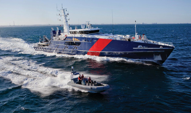 Austal will build two Cape Class boats for Trinidad in WA. Austal