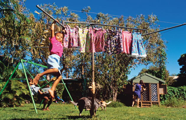 Consider The Clothesline By Frances Andrijich Capture Magazine