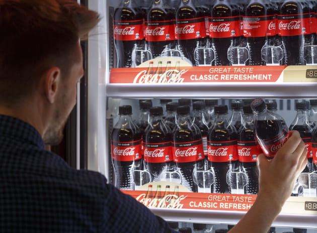 Sweet new strategy for Coca-Cola Amatil - Food & Drink Business