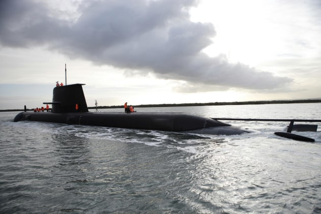 Jeumont Electric also has experience on the Collins class submarines.