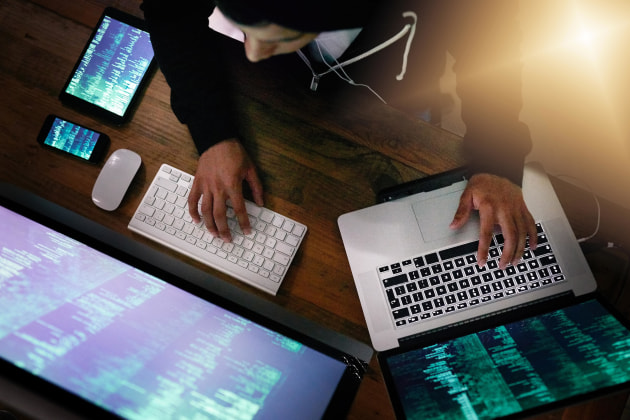 BCT specialises in cyber security.