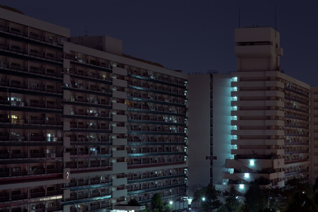 Shirahige Danchi