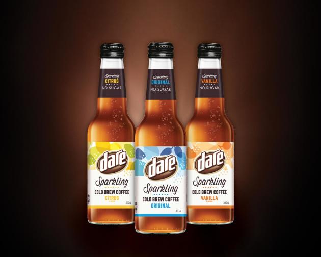 Dare Sparkling Cold Brew Coffee taps into consumers' desire for a new take on the familiar.