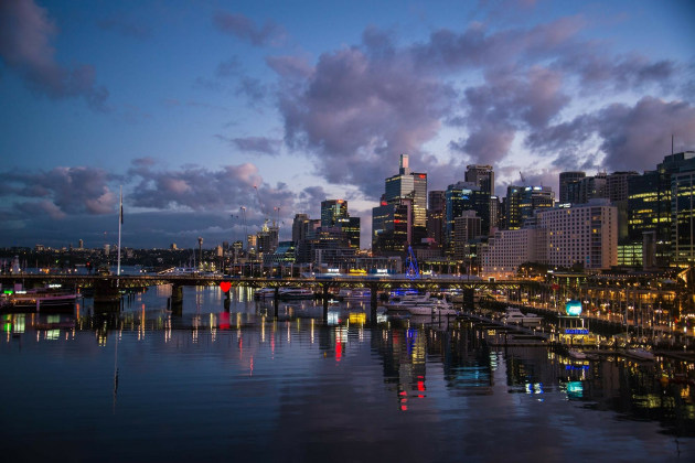 The new simulation training facility is in Sydney's Darling Harbour. Image by Patty Janson
