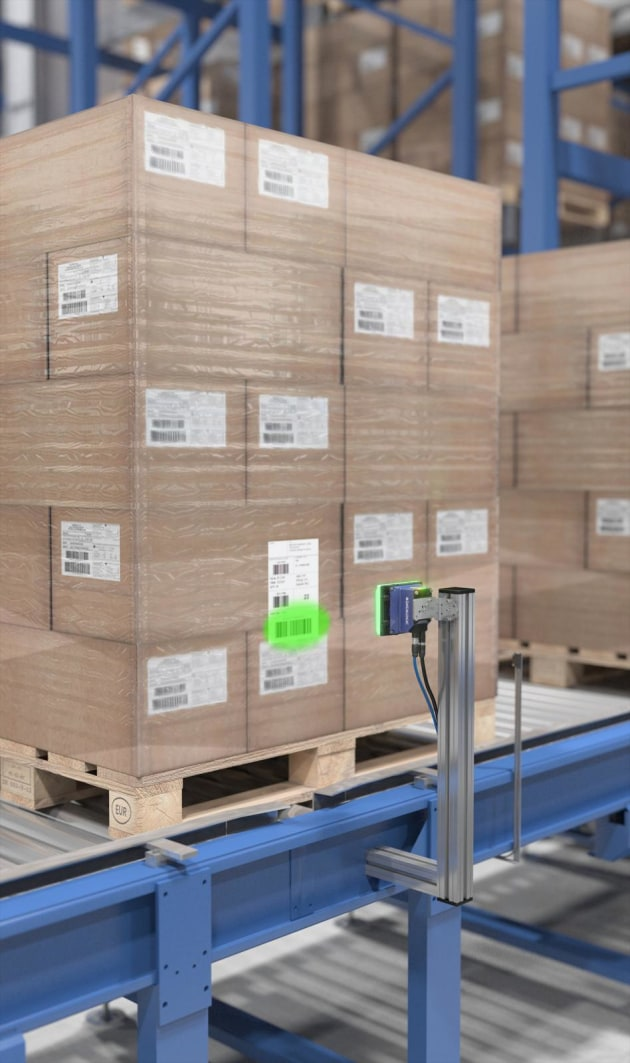 Datalogic's new Matrix 320 2MP image reader empowers traceability applications in intralogistics, distribution, 3PL, retail logistics and shop floor environments.