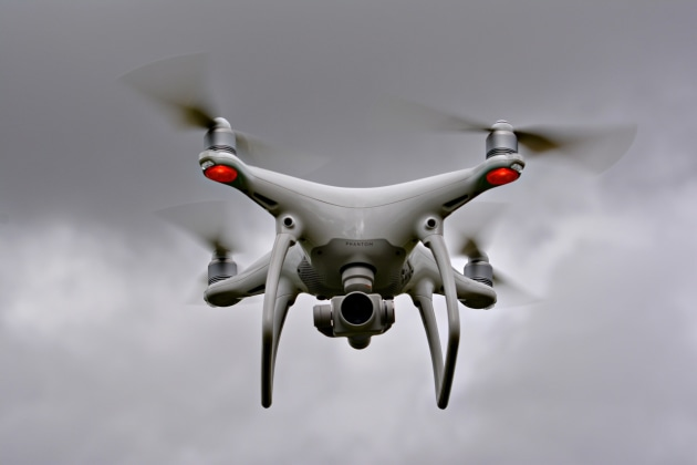 The Phantom is intended to be a stepping stone towards future UAS.