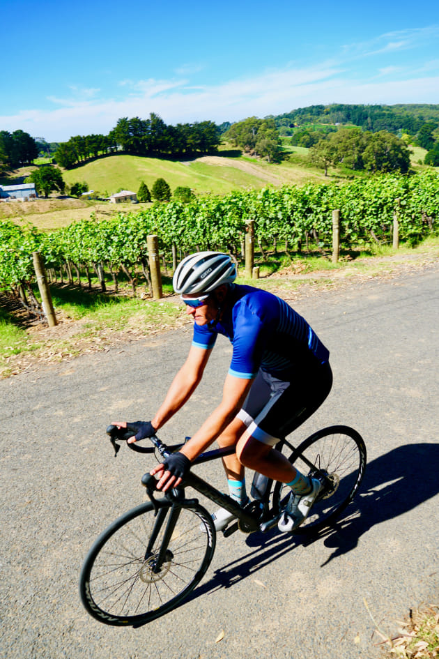 E-BikeTest: We Ride An Orbea Gain In The Adelaide Hills - Bicycling