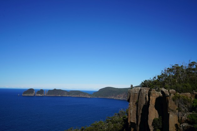 Looking towards Cape Hauy.