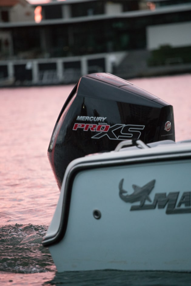 Mercury unveils nine new V8 and V6 outboards - Fishing World