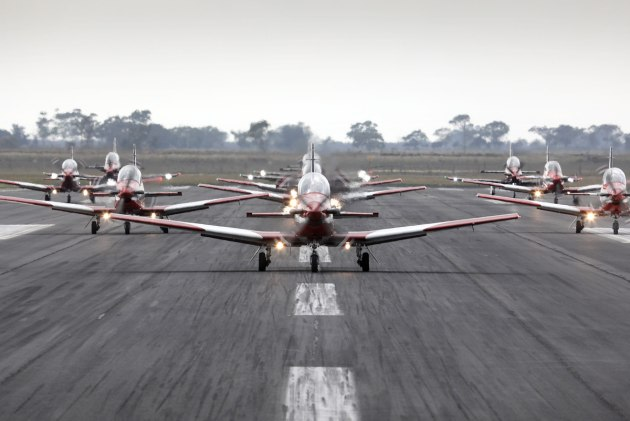 The Latrobe Valley is home to RAAF East Sale.