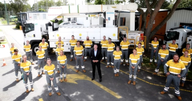 Energy Queensland are one of the latest to sign on a number of veterans through the RSL Employment Program.