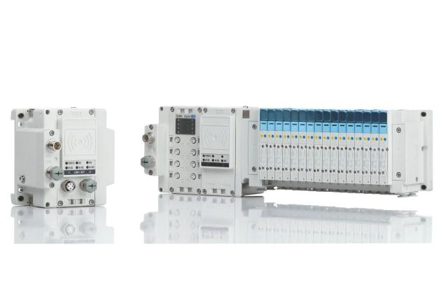 EX600 series module valve