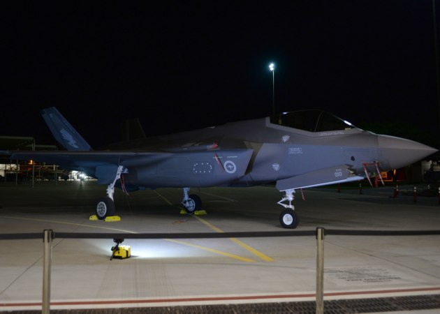 50 Australian businesses currently supply parts fitted to every Joint Strike Fighter.