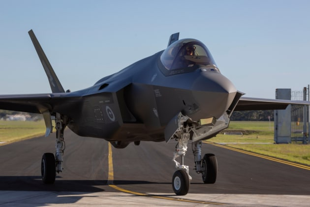 Australia's rise in the import rankings is largely due to payments made on the F-35 program.