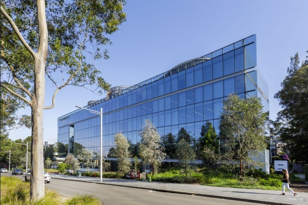 New digs: Fujifilm Australia's Macquarie Park HQ
