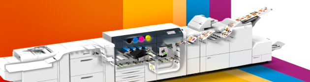 Feature-packed: New Fuji Xerox Versant series