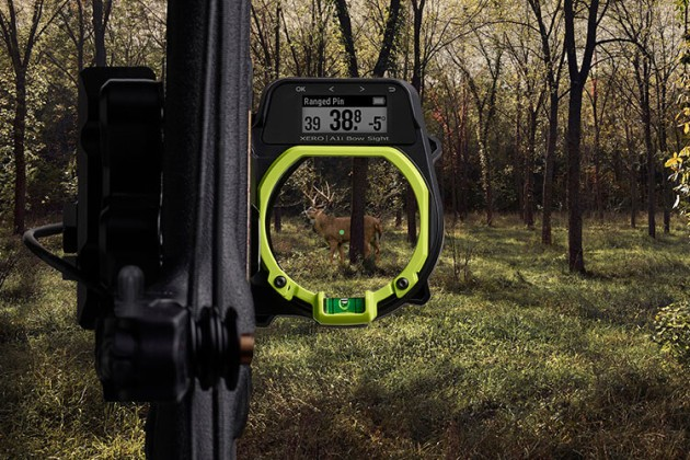 Taking the Guesswork Out of Bowhunting - Garmin Xero Bow