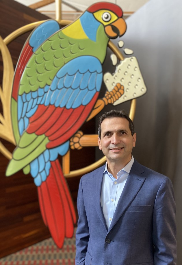 George Zoghabi has been announced as the new CEO of Arnott's. Previously he was COO for Kraft Heinz in the US.
