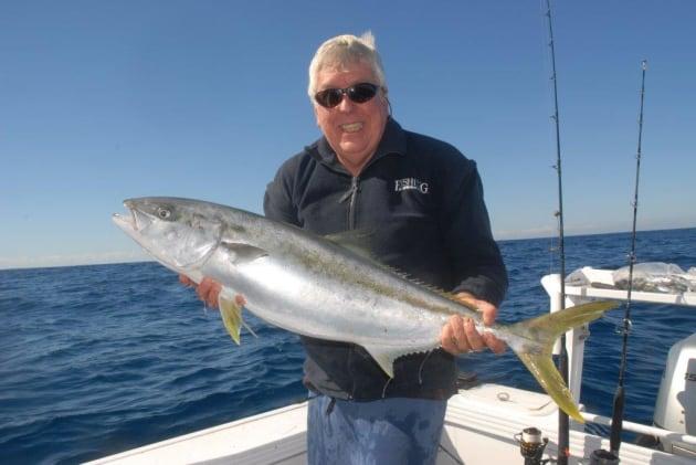 Winter on the Gold Coast - Fishing World