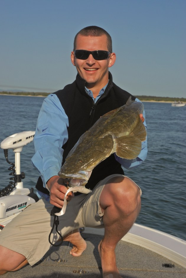 How to catch big flathead in shallow water - Fishing World