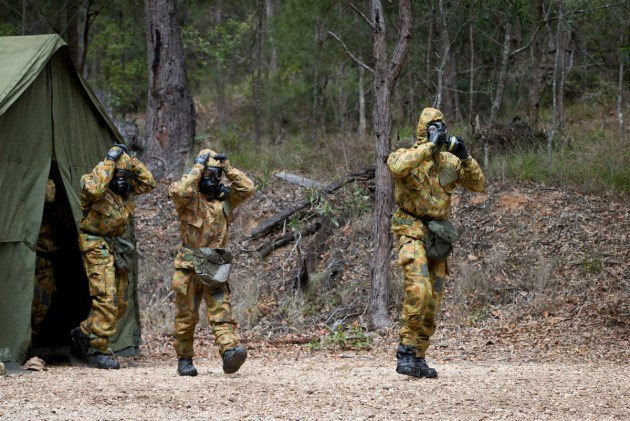 DST develops methods to accurately analyse chemical warfare agents to enforce global bans on their use.