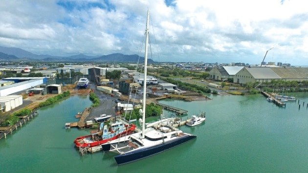 BSE Maritime Solutions is a ship repair and support business for defence, commercial, tourism, and luxury vessel customers, operating in Cairns and Brisbane. (BSE Maritime Solutions)