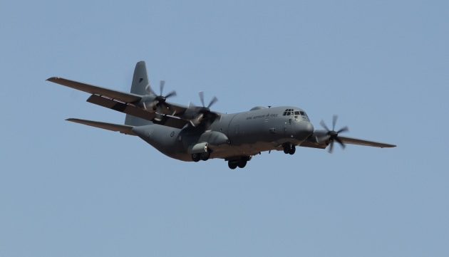 The Hercules could serve as a tactical command and control platform.