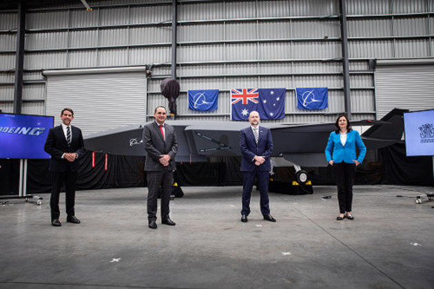 Queensland will be the final production home for the Loyal Wingman unmanned defence aircraft – the first military aircraft to be designed, engineered and manufactured in Australia in more than 50 years. (Boeing)