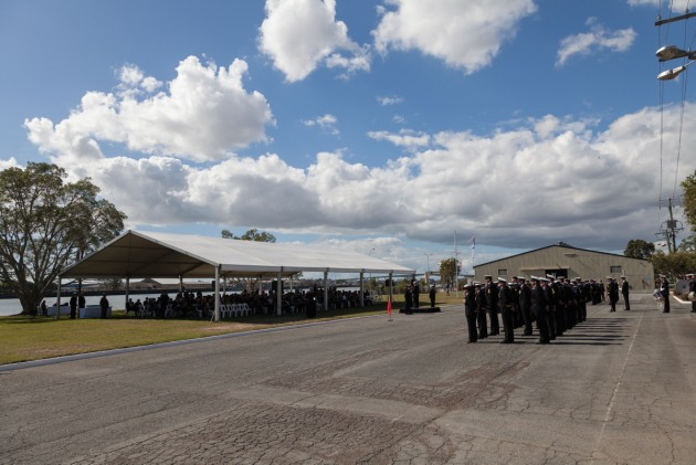 Defence has retained a 2.5 hectare portion of the former Bulimba Barracks site as HMAS Moreton.