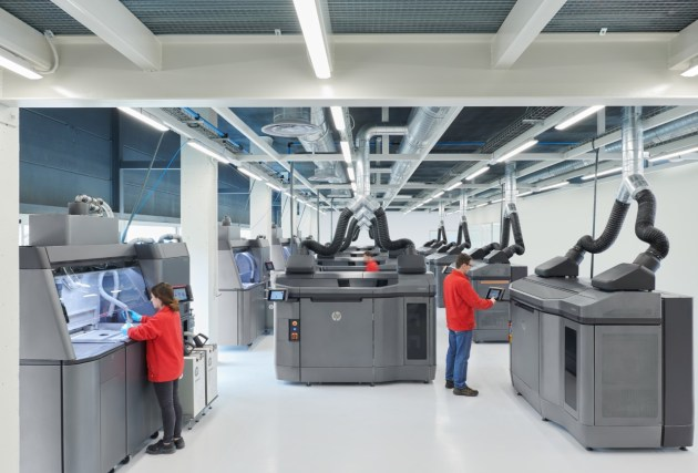 Defence contract win: HP Jet Fusion 3D printers supplied by EVOK3D