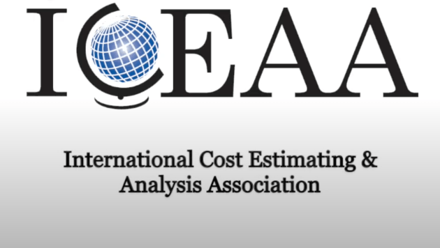 The awards recognise the the outstanding contributions of members to improve cost estimating and analysis.