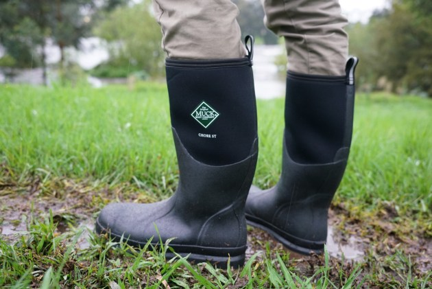 Muck Boots Chore review - Fishing World
