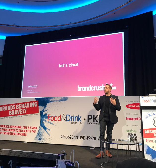 Bringing brands into the experiential space: Matthew Hurle from Brandcrush shares how.