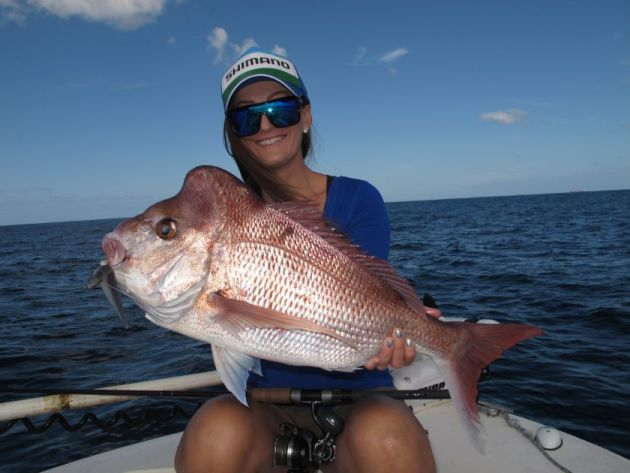 Targeting shallow water snapper - Fishing World