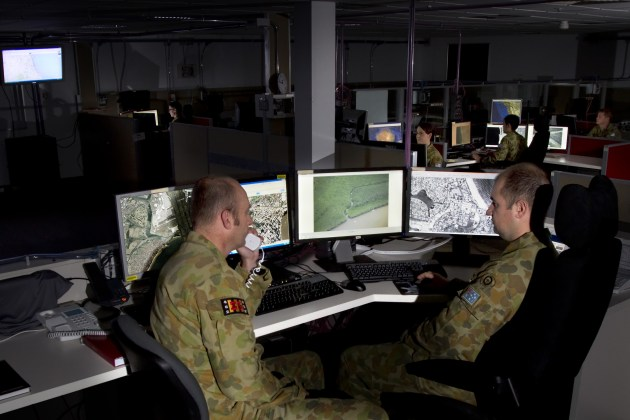 The Wagardi Mission System is a new computer user interface that searches across multiple ISR databases.