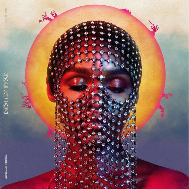 © Juco. Cover shot for Janelle Monáe's album, Dirty Computer.