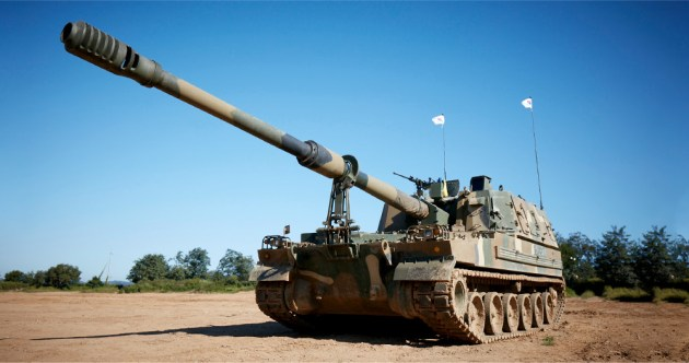 Self-propelled howitzers back on the cards - Australian