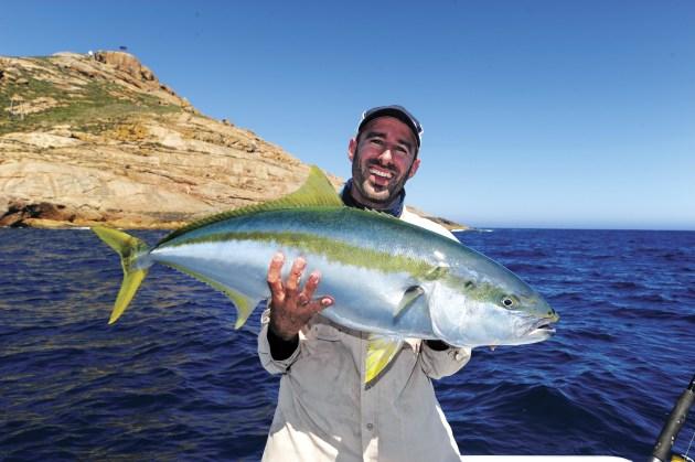 "Mackerel Fishing Lure Tuna Kingfish Amberjack Deep Sea Fishing Live Mackerel 7/"""