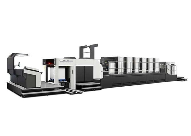 Advanced: New Komori LIthrone G40X