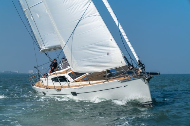 The world's 'safest' blue water yacht launched - MySailing